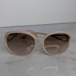 Armani Exchange AX 4021S 8075/6E Nude Sunglasses